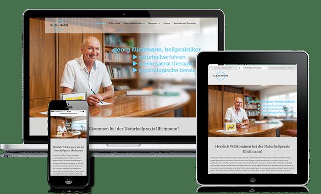 webseite erstellen lassen Mannheim