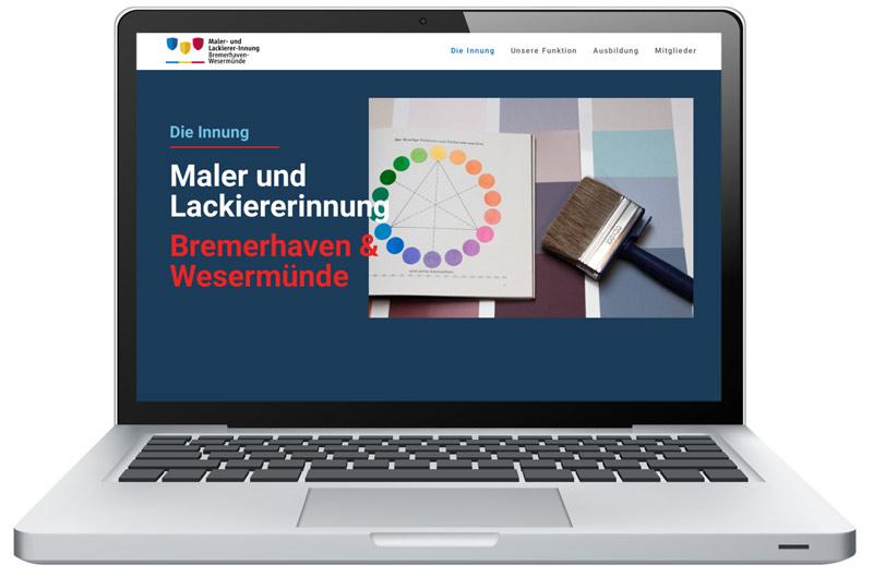 Webdesign Bremerhaven Referenz